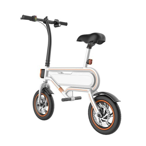12 Inch InflatableTire Folable Electric Bikes