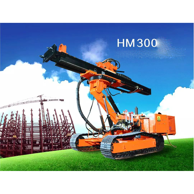 Hongwuhuan Hm300 Anchor Drilling Rig