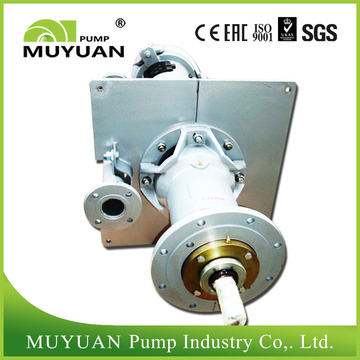 Horizontal Press Feeding Gold Room Slurry Pump