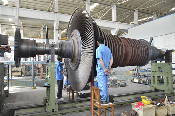 Steam Turbine Care