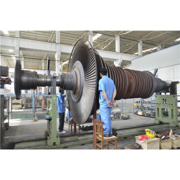 Profession 20MW Steam Turbine Care
