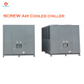 air cooled chiller refrigeration cycle