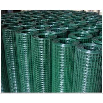 pvc coated welded wire mesh (factory)
