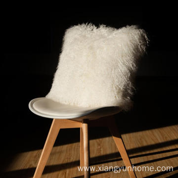 100% Real Mongolian Lamb Sheepskin