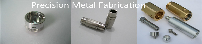 Custom metal precision fabrication