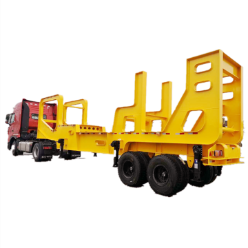Special Vehicle Semi-trailer for 2-axle