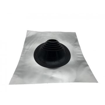 Size Customized EPDM Rubber Roof Flashing For Pipe