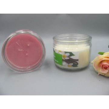 Long Burning 11OZ Scented Glass Candle