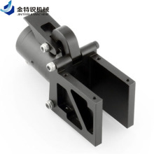 Precision aluminum CNC milling machine parts