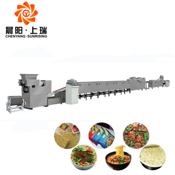 Chinese instant noodles production line price
