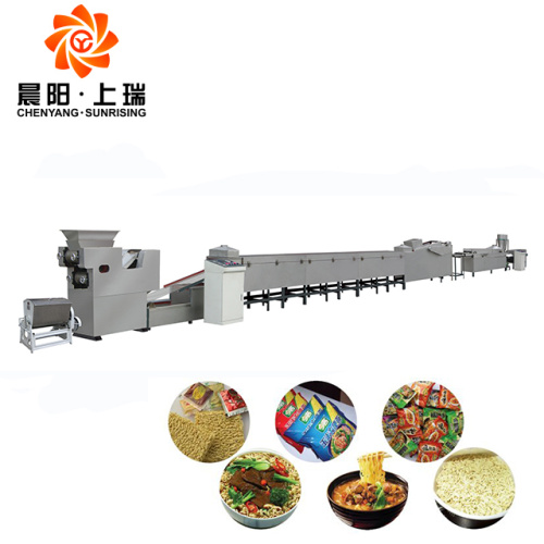 Fried instant noodles equipment machine