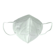 Folded Earloop ffp2 KN95 Respirator Face mask