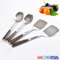 classical cooking kitchen utensils stainless steel