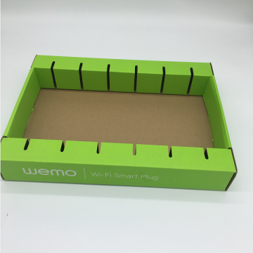 Custom Logo Cardboard Gift Packing Box with Lid