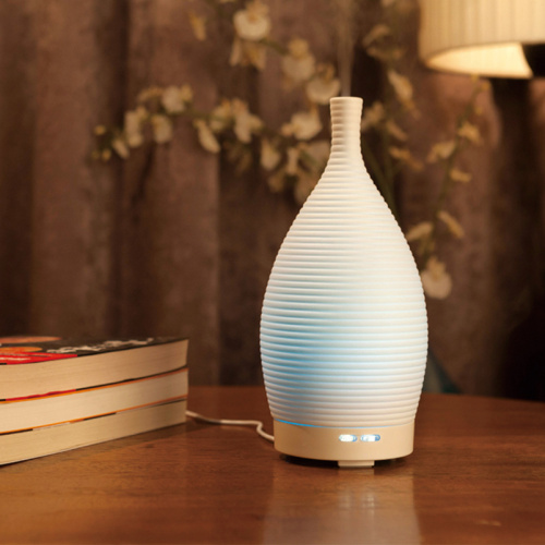 Young Living Ceramic Essential Oil Diffuser White 100ml