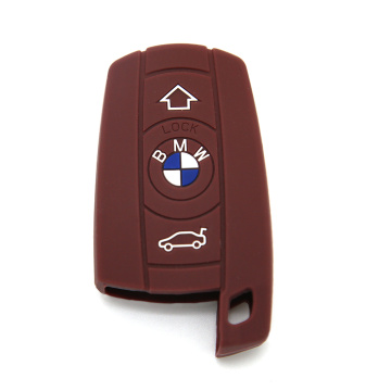 BMW 2 buttons fob car key cover
