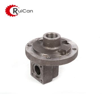 stainless steel  aluminum oil valve auto part