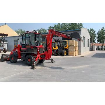Multi-purpose 60-120HP  cheap prices new backhoe loader