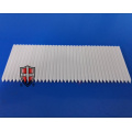 zircite zirconia ceramic customized eyelet sheet rod bar