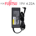 For Fujitsu Lifebook S7210 S7220 S751 S752 S760 S761 S762 T1010 T4020 T4210 laptop power supply AC adapter charger 19V 4.22A