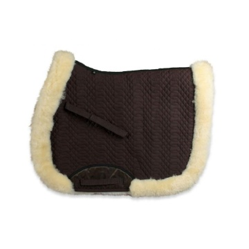 Sheepskin products full saddle pad