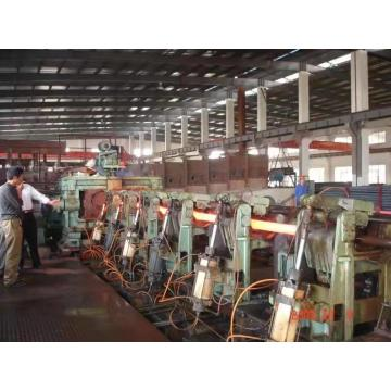 Seamless pipe Piercer line