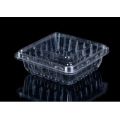 Transparent Pet Plastic Container for Fruit