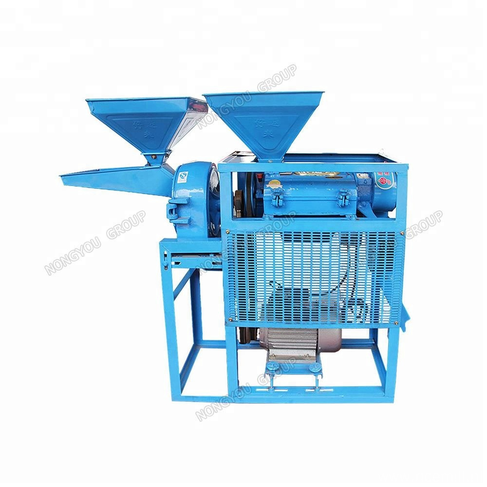 Rice Polishing Machine Mini Corn Flour Milling Machine
