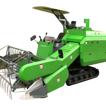 Multifunctonal Maize And Rice Mini Combine Harvester