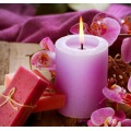 Paraffin Wholesale Decoration Candle Factory