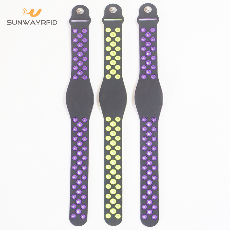 new silicone wristband