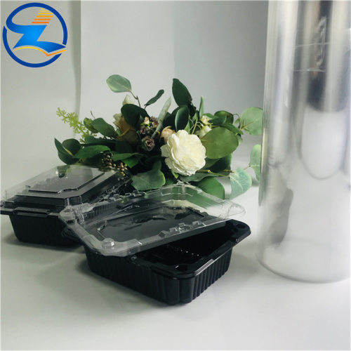 For Medicine Packing PET transparent Sheet films