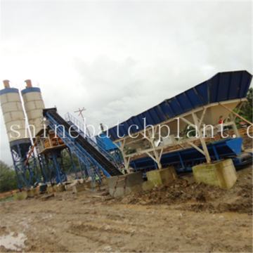 60 Fixed Concrete Mix Machinery