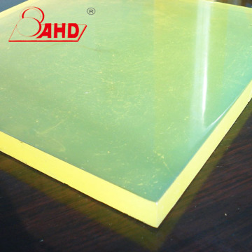 Custom Processing Buffer Anti-Collision Polyurethane Sheet