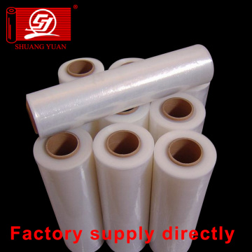 76mm Corediameter LLDPE Stretch Film Wrap Film