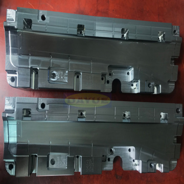 Custom machining die plates & precision mold cavity