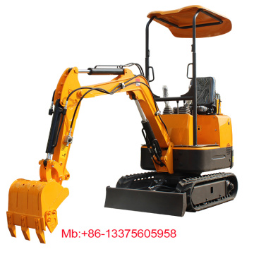 Jessie mini diggers 1 ton cheap mini excavator