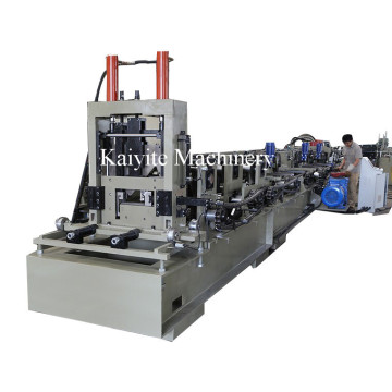 CZ Purlin Roll Forming Machine C80-300mm Z120-300mm