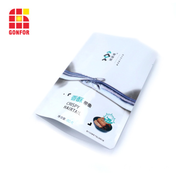 custom printed stand up pouches heat seal bags