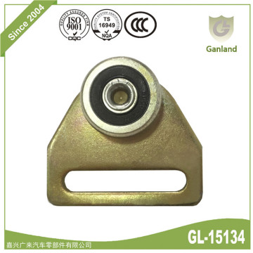 Zinc Plated Side Triangle  Curtain Side Roller