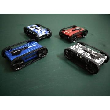 4 colors AR Racing Battle tanks