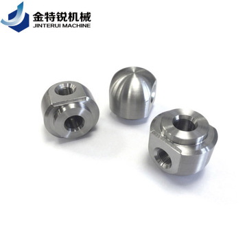 Environmental protection CNC milling accessories services