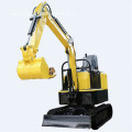 7*24 after-sale excavator machine mini
