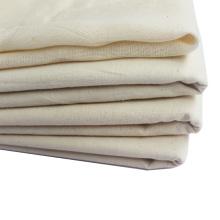 60g 115g 140g Plain Original natural 100% Gray cloth cotton fabric DIY sewing matiral Crafts Decoration