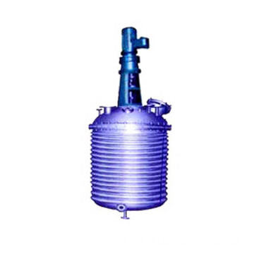 Electrical heating chemical agitated tank reactor