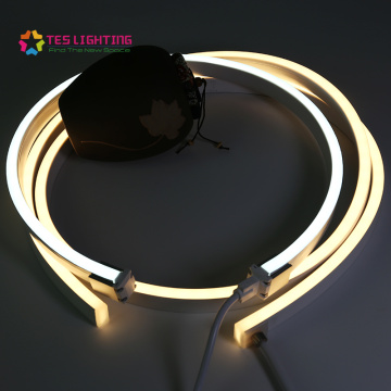 outdoor warm light led strip neon