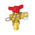 brass ball valve for heating system