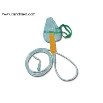 CE I-ISO evunyelwe i-Medical Adjustable Venturi Mask