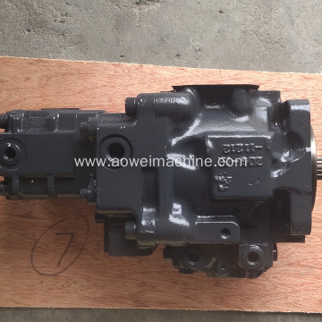 PC55MR-2 Hydraulic main pump PC55 excavator pump