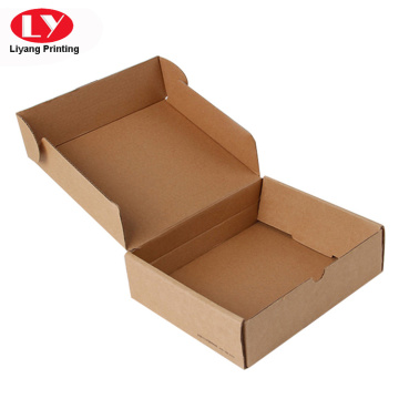 Brown Kraft Corrugated Box Packaging